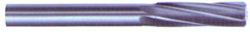 Drill Length Chucking Reamer Straight Shank, Straight Flute