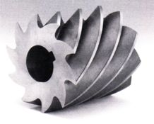 High Speed Steel Plain Milling Cutter - Heavy Duty
