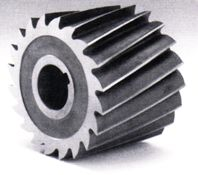 High Speed Steel Plain Milling Cutter